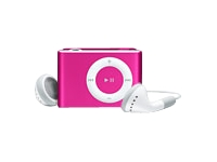 Apple iPod Shuffle (second generation 2006, 1GB, pink)