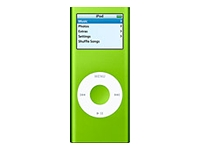 Apple iPod Nano (2nd generation, 4GB, green)
