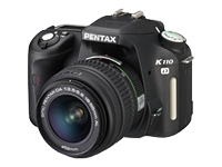 Pentax K110D (body only)