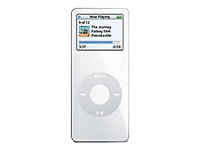 Apple iPod Nano (4GB, white)