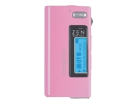 Creative Zen Nano Plus (1GB, Pink)