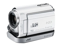 JVC Everio GZ-MG335 (white)