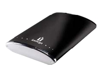 Iomega eGo Portable Hard Drive (160GB, Jet Black)