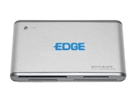 EDGE Digital Media 8 in 1 2.0 USB Reader - card reader - Hi-Speed USB