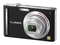 Panasonic Lumix DMC-FX55 (Black)