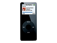 Apple iPod Nano (4GB, black)