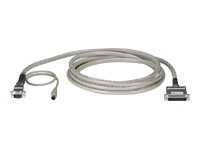 Black Box keyboard / video / mouse (KVM) cable - 100 ft
