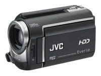 JVC Everio GZ-MG360