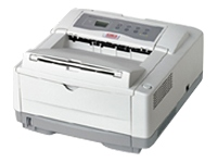 OKI B4600nPS - printer - monochrome - LED