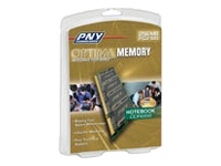 PNY Optima memory - 1 GB - DIMM 184-pin - DDR