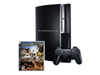 Sony PlayStation 3 (80GB) MotorStorm Limited Edition