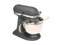 KitchenAid Artisan Series 5-Quart Tilt-Head Stand Mixer (imperial gray)