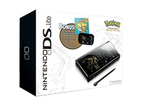 Nintendo DS Lite Pokemon Limited Edition
