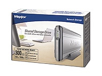 Maxtor Shared Storage Plus Drive (300GB)