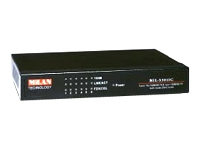 MiLAN MIL-S501SC-60 - switch - 5 ports - desktop