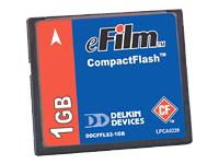 Delkin e-Film CompactFlash 1GB