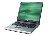 "Acer TravelMate 4652LMi - 15"" - Pentium M 740 - Win XP Pro - 512 MB RAM - 80 GB HDD"