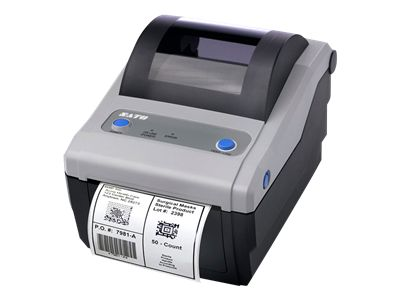 SATO CG 408 - label printer - monochrome - direct thermal / thermal transfer