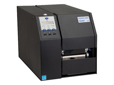 Printronix ThermaLine T5308r - label printer - monochrome - direct thermal / thermal transfer