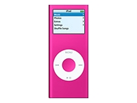 Apple iPod Nano (2nd generation, 4GB, pink)