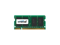 Crucial memory - 1 GB - SO DIMM 200-pin - DDR2