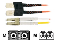 Black Box Premium Ceramic - patch cable - 98 ft