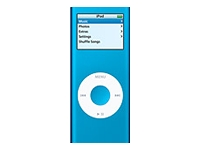 Apple iPod Nano (2nd generation, 4GB, blue)