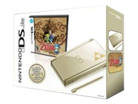Nintendo DS Lite Triforce Limited Edition Bundle