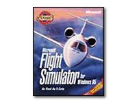 Microsoft Flight Simulator ( v. 6.0 ) - complete package