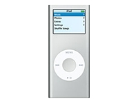 Apple iPod Nano (2nd generation, 2GB, silver)