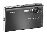 Nikon Coolpix S7c - digital camera