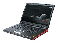 "Acer Ferrari 4002WLMi - 15.4"" - Turion 64 ML-30 - Win XP Home - 512 MB RAM - 80 GB HDD"