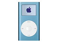 iPod Mini (4GB, Blue, 2nd generation)