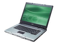 "Acer TravelMate 4104WLMi - 15.4"" - Pentium M 760 - Win XP Home - 512 MB RAM - 80 GB HDD"