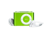 Apple iPod Shuffle (second generation 2006, 1GB, green)