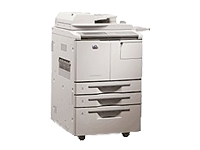 HP LaserJet 9065mfp - multifunction printer ( B/W )