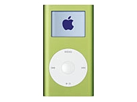 iPod Mini (4GB, Green, 2nd generation)