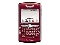 RIM BlackBerry 8830 - red (Verizon Wireless)