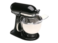KitchenAid Artisan Series 5-Quart Tilt-Head Stand Mixer (onyx black)