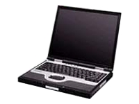 "Compaq Evo Notebook N800c - 15"" - P4-M - Win2000 - 256 MB RAM - 30 GB HDD"