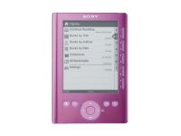 Sony Reader Pocket Edition PRS-300 (rose)