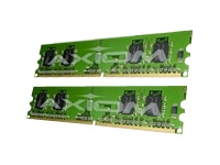 Axiom memory - 4 GB : 2 x 2 GB - DIMM 240-pin - DDR3