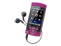 Sony S-Series Walkman (second generation, 8GB, pink)