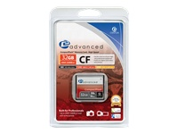 Centon Advanced - flash memory card - 32 GB - CompactFlash
