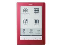 Sony Reader Touch Edition PRS-600RC (red)