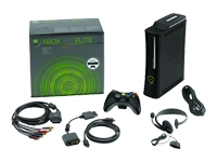 Microsoft Xbox 360 Elite (120GB) Halo 3 & Fable II Bundle