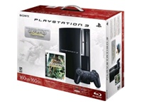 Sony PlayStation 3 Slim (160GB) Uncharted Limited Edition Bundle