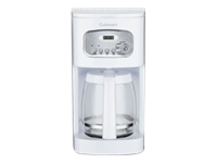 Cuisinart Self-clean Programmable Coffee Brewer (White)