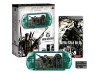 Sony PSP 3000 Metal Gear Solid: Peace Walker Entertainment Pack