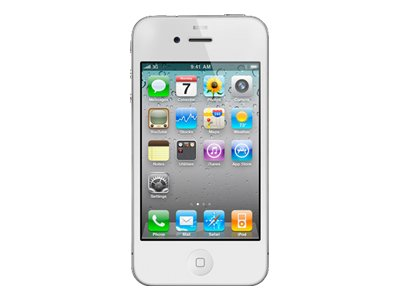 Apple iPhone 4 - 16GB - white (Verizon Wireless)